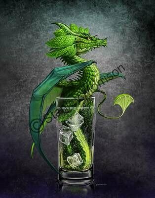 Mojito Dragon