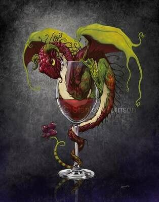 Red Wine Dragon