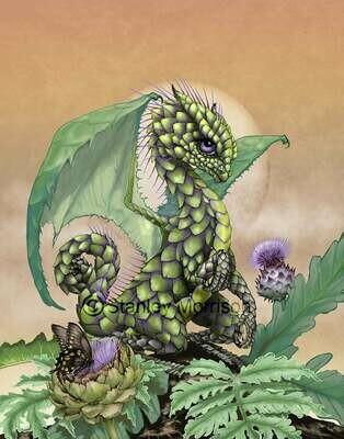 Artichoke Dragon