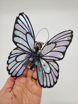 Titanium Aura - Crystal Butterfly