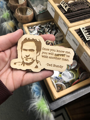 Serial Killer Ornament - Bundy