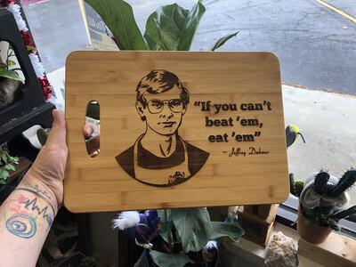 Dahmer Cutting Board for Sean O'Harra