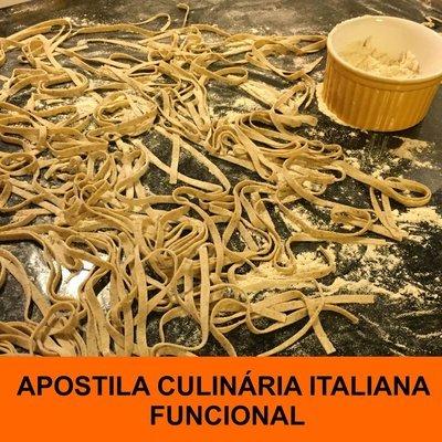Apostila Culinária Italiana Funcional
