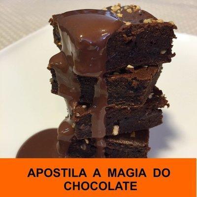 Apostila Magia do Chocolate