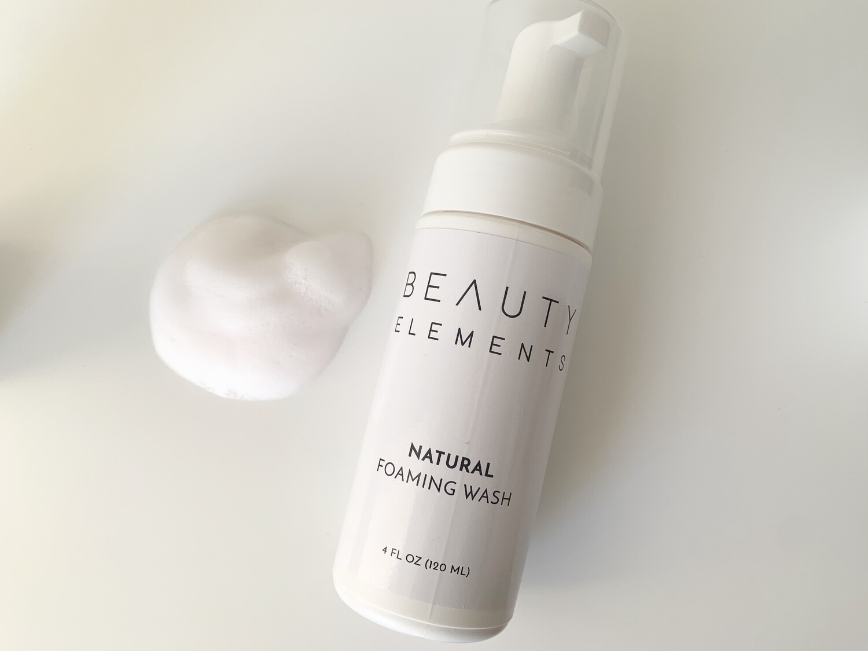 Natural Forming Wash / 洗顔 4oz(120ml)