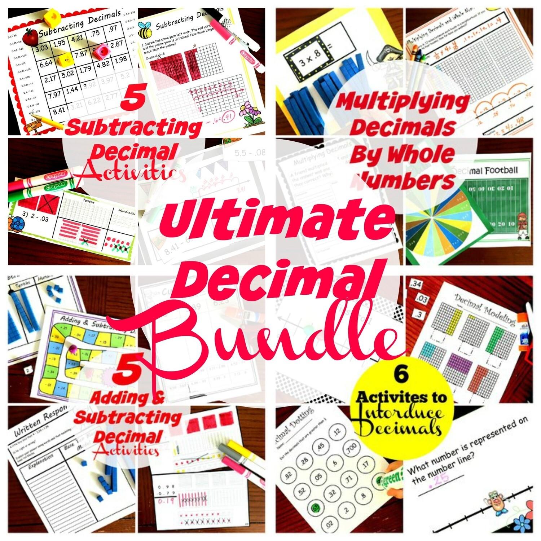 The Ultimate Decimal Bundle