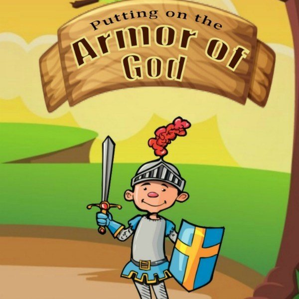 Standing Firm - Putting on the Armor Of God