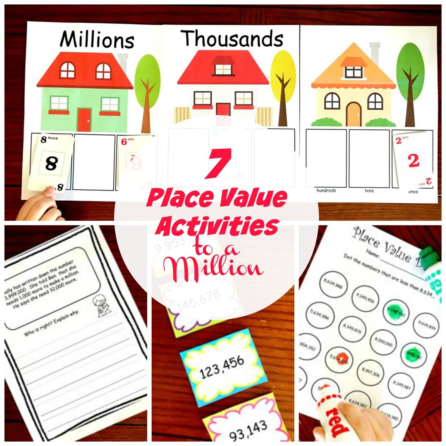 Place Value In the Thousands