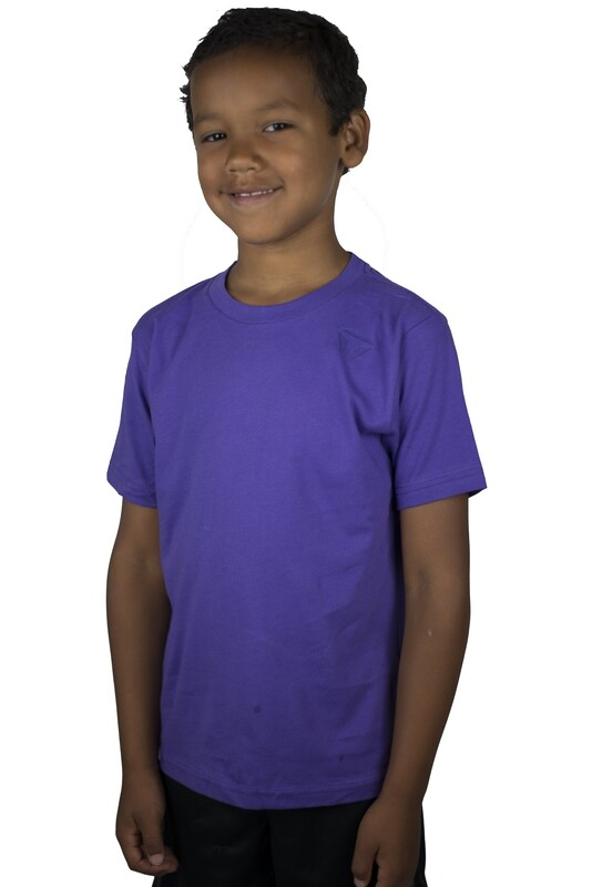 Sapling Kids Classic Tee (Purple)