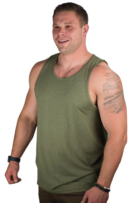 Mark V Tank Top (Military Green)