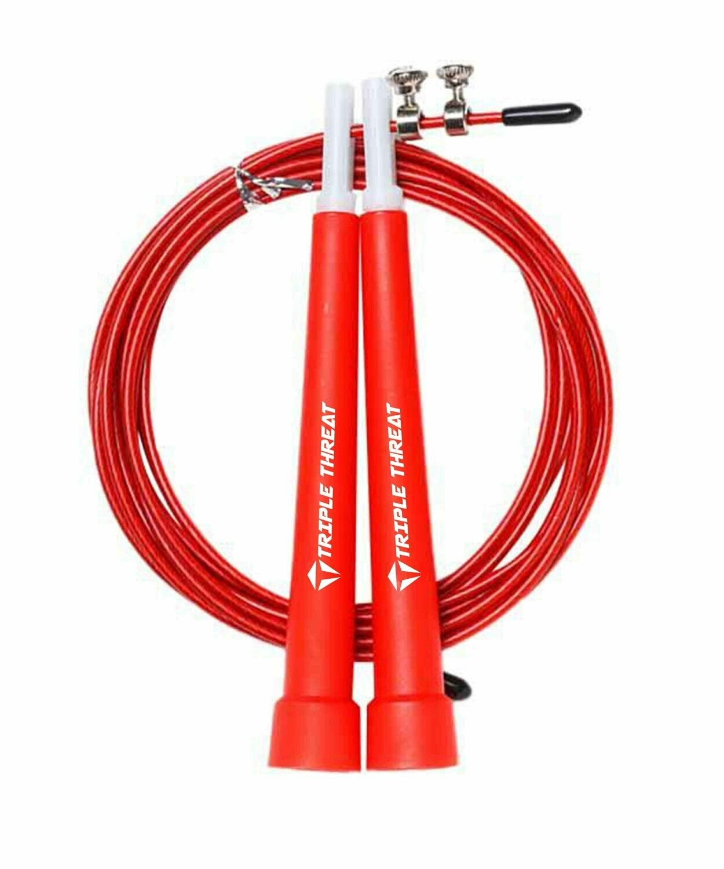 D.U.W. Speed Rope PVC - Red
