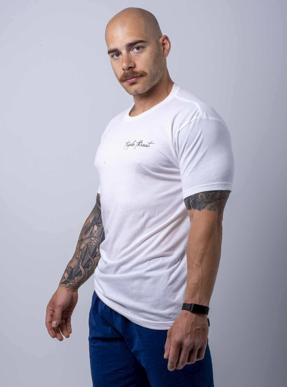 Sequoia Signature T-Shirt- White