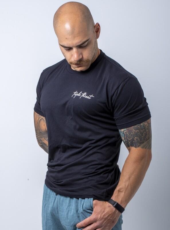 Sequoia Signature T-Shirt- Black