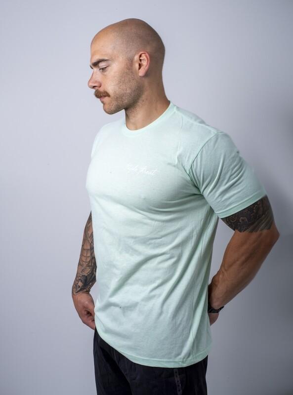 Sequoia Signature T-Shirt- Mint
