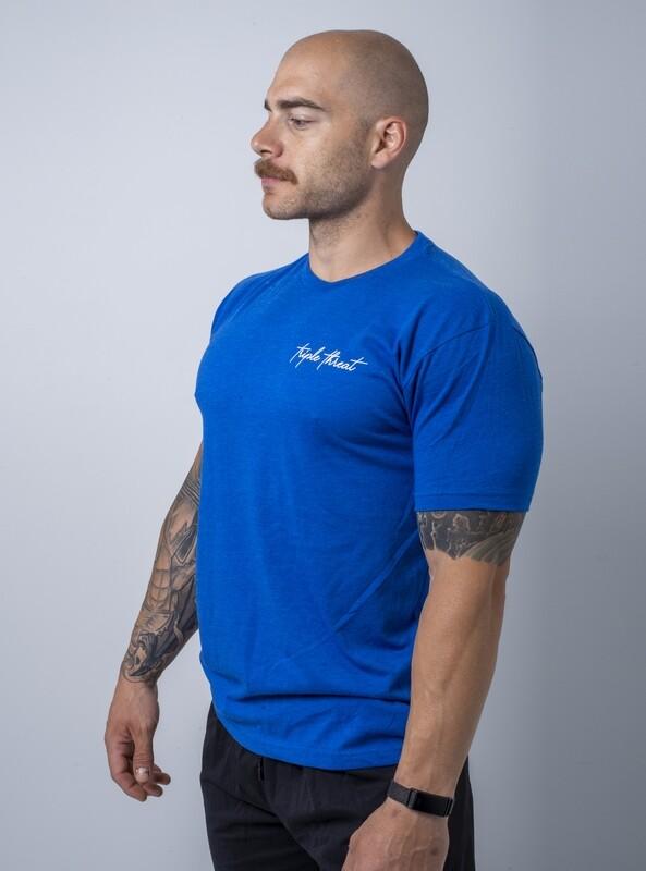 Sequoia Signature T-Shirt- Royal