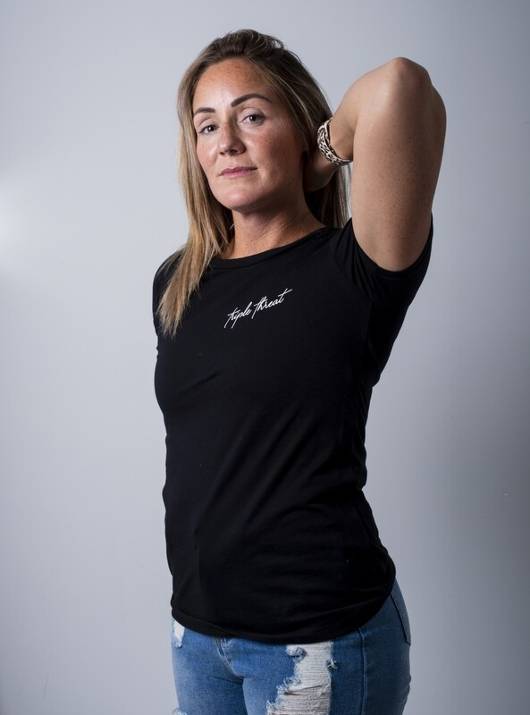 Tamarack Signature T-Shirt- Black
