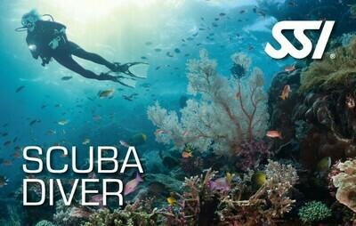 Kit numérique formation Scuba Diver
