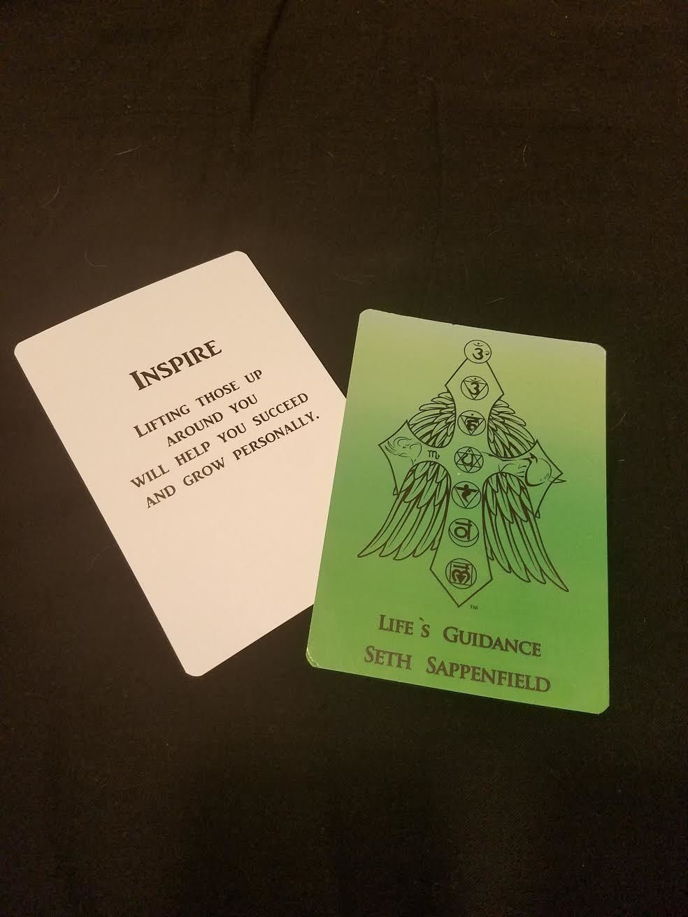 Life Guidance Oracle Deck