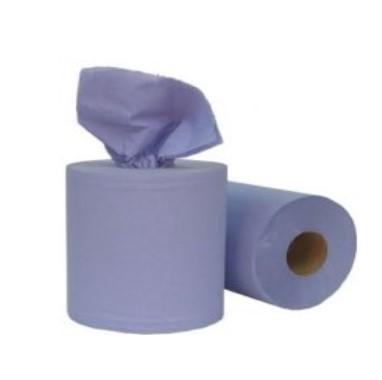 Blue Paper Towel