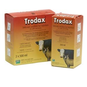 Trodax Injection For Sheep & Cattle