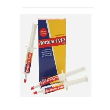 Restore-Lyte Syringe x 3