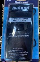 Digital Electric Fence Tester