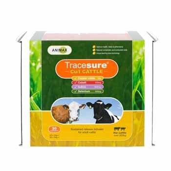 Tracesure CU/I Cattle