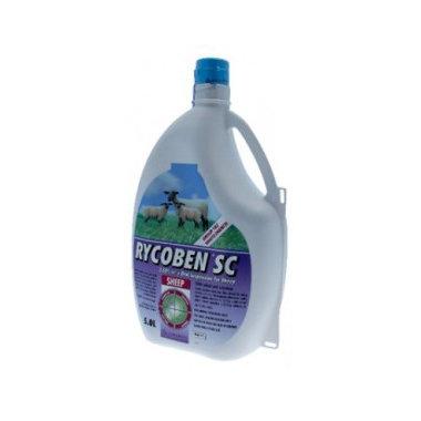 Rycoben SC 2.5% Sheep Drench