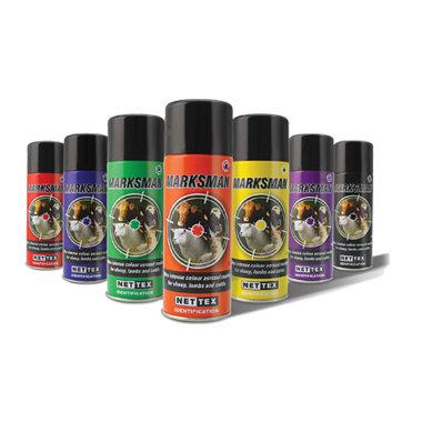 Marking Spray - Nettex Marksman