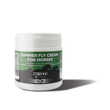 Summer Fly Cream For Horses - Nettex