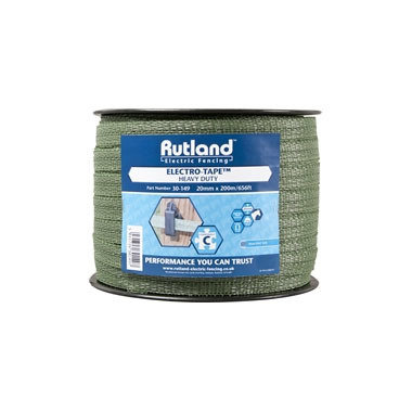 Electrotape Green 20mm
