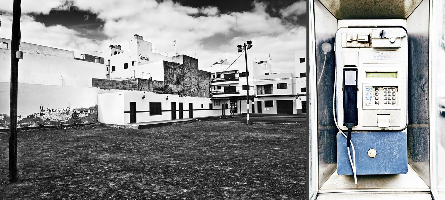 The Earth and Lanzarote // ab //