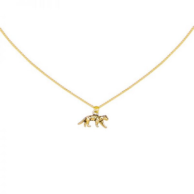 LUCKY LEOPARD Necklace