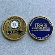 TP-C Challenge Coin