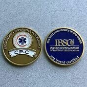 CP-C Challenge coin