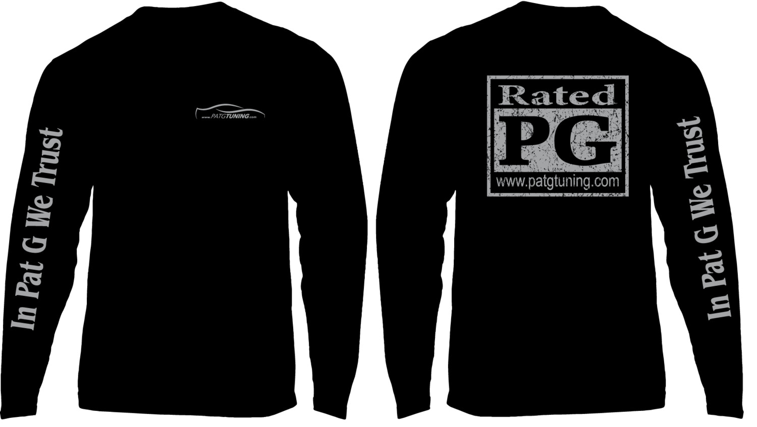 Limited Edition Rated PG Long Sleeve