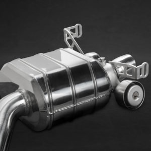Valved Exhaust System (No Remote)