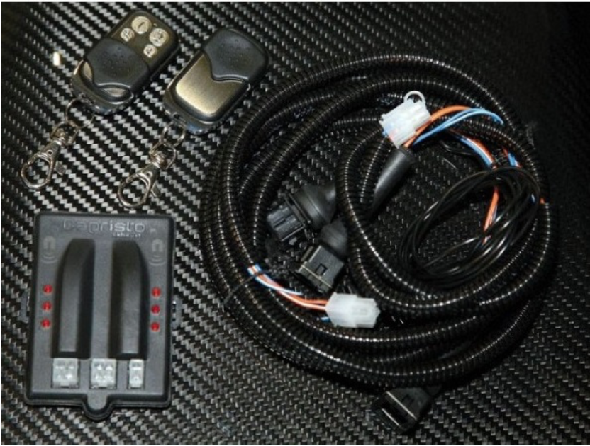 Standard Exhaust Remote Control Kit