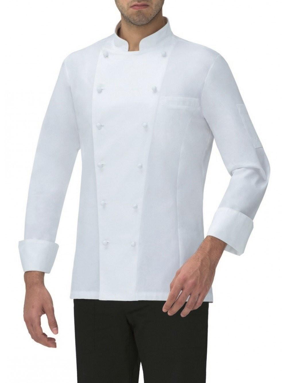 Giacca Cuoco Executive Chef Giblor S Bianca