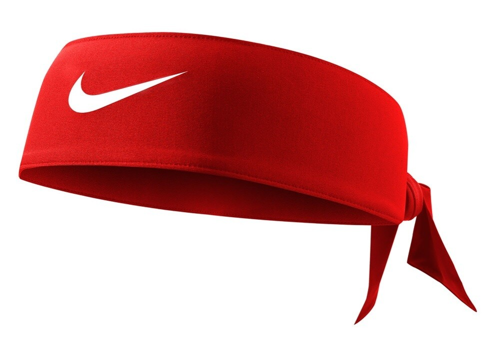 Nike Head Tie  Red