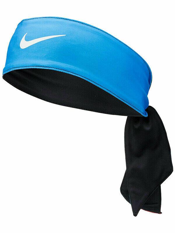 Nike Head Tie Blue/Black/Red Reversible