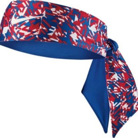 Nike Head Tie Royal/Red/White Reversible