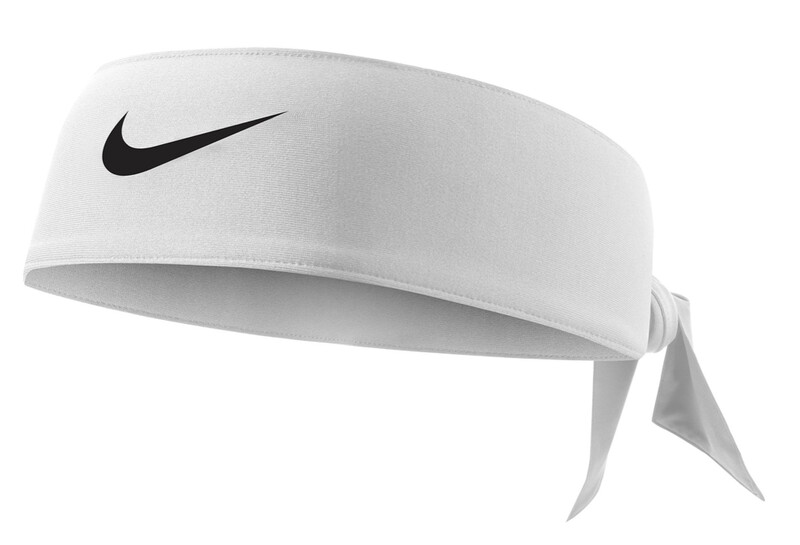 Nike Head Tie White