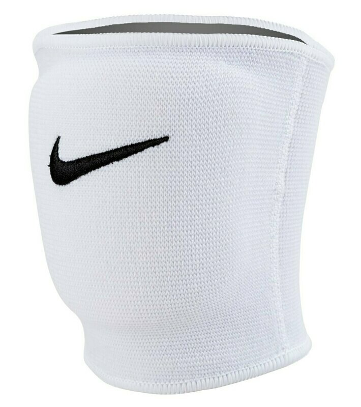 Nike Volleyball Kneepads White
