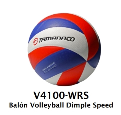 V4100 Tamanaco #5 Volleyball Red/White