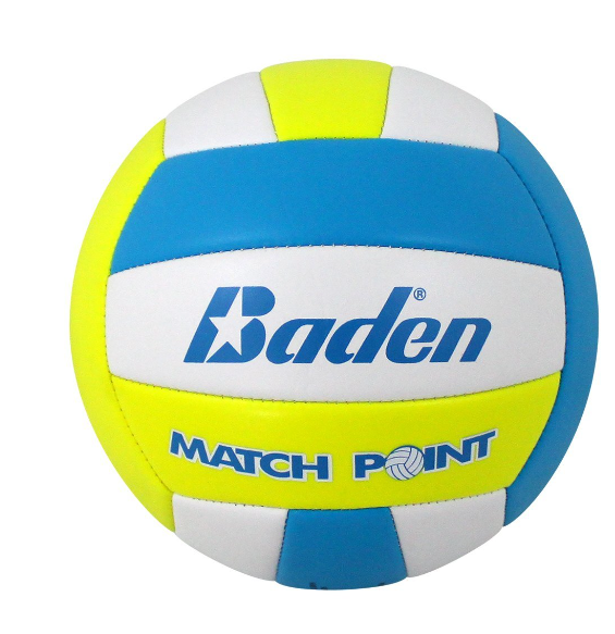 Baden Match Point Volleyball Yellow / Blue