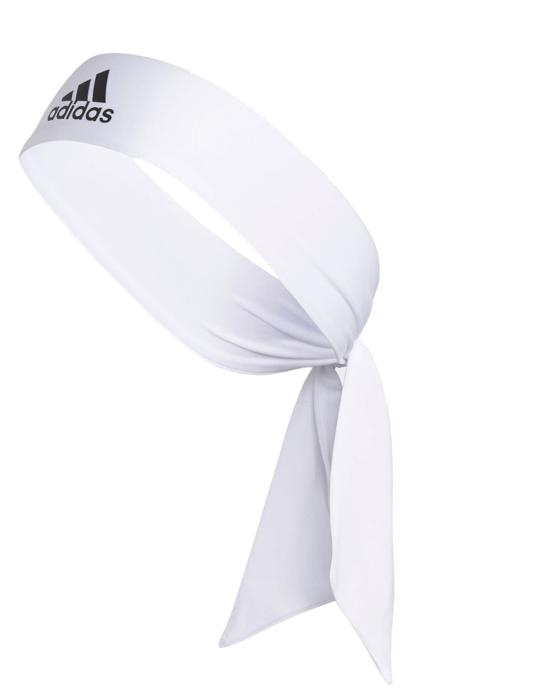 Adidas Headtie Alphaskin White