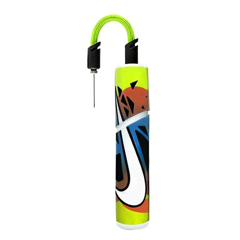 Nike Ball Pump Yellow Black