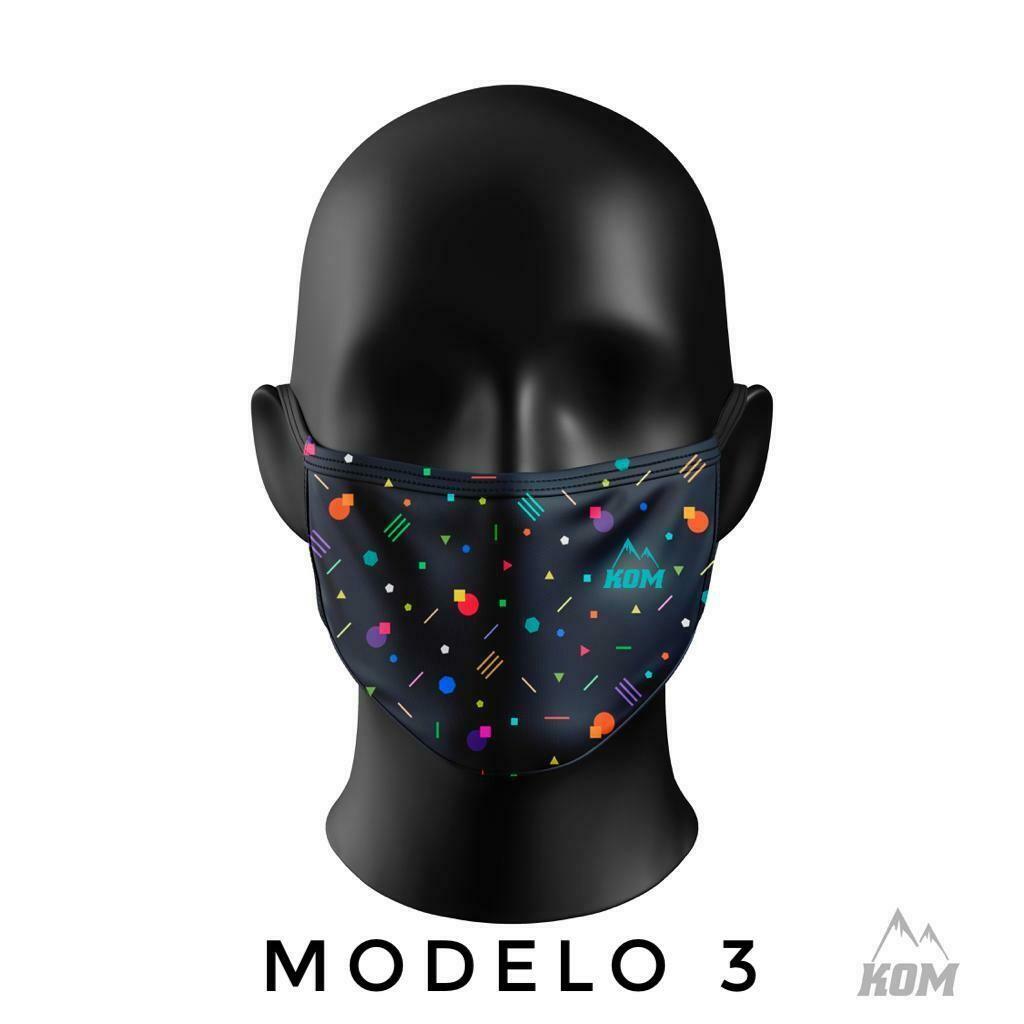 Mascarilla KOM Modelo 3