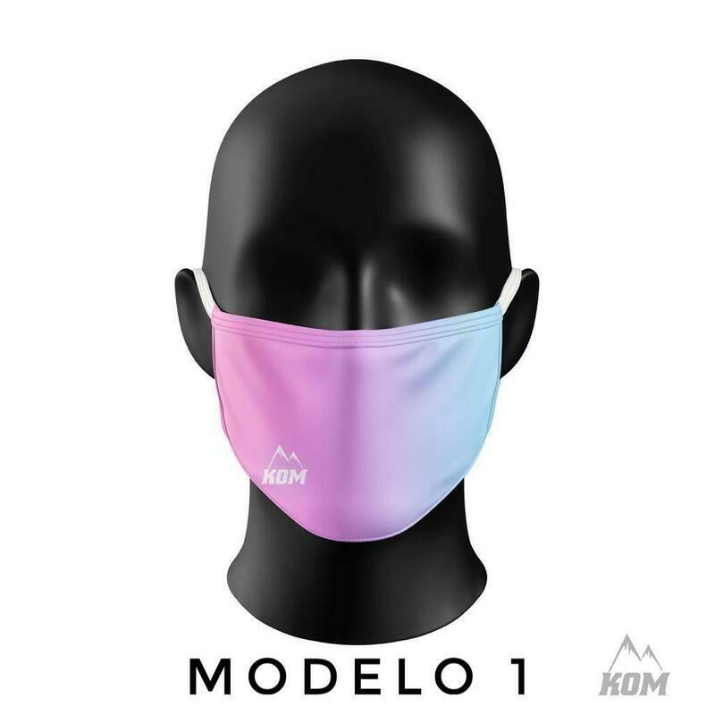 Mascarilla KOM Modelo 1